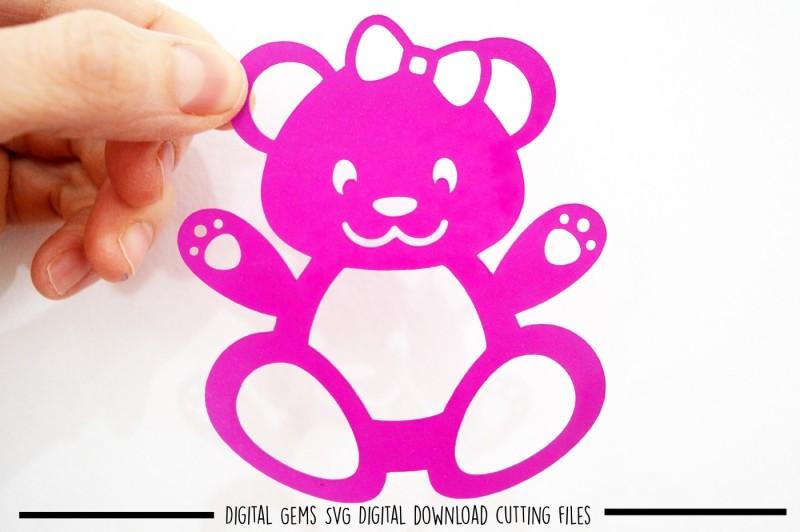 bear-paper-cut-svg-dxf-eps-files