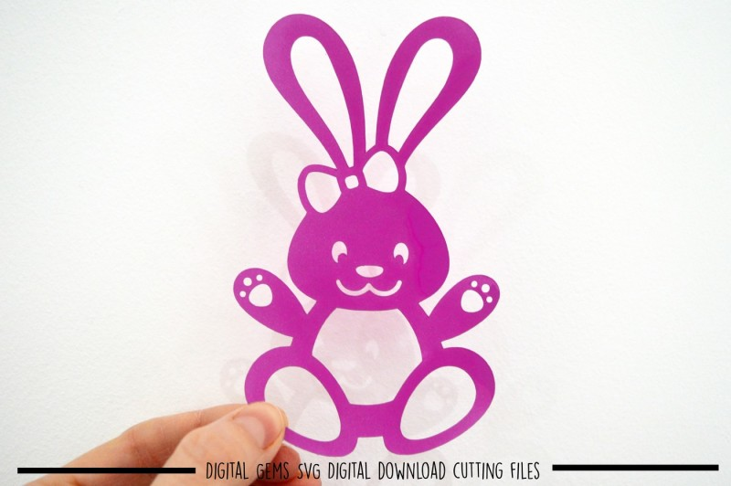 rabbit-paper-cut-svg-dxf-eps-files