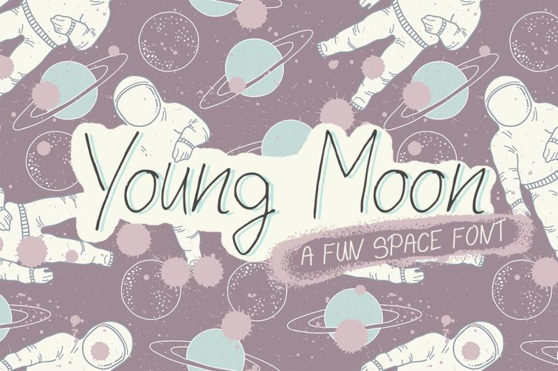 young-moon-font
