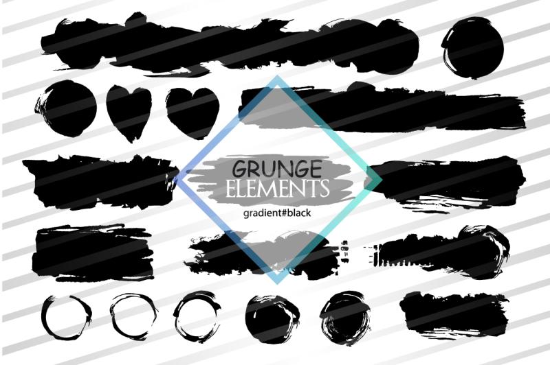grunge-elements-gradient