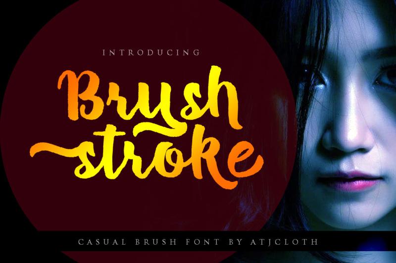 brush-stroke-bonus-font