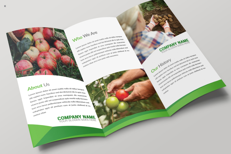 farm-fresh-products-trifold-template