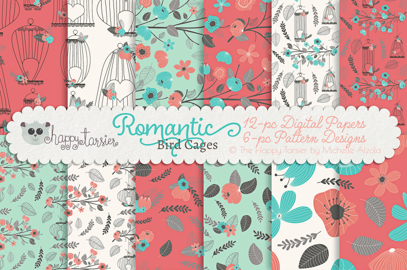 romantic-bird-cages-seamless-pattern-designs-and-digital-papers