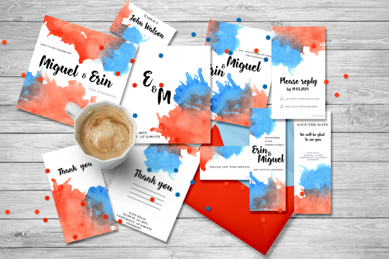 card-templates-set-4