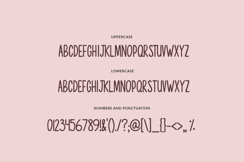 mostly-sunshine-font-duo