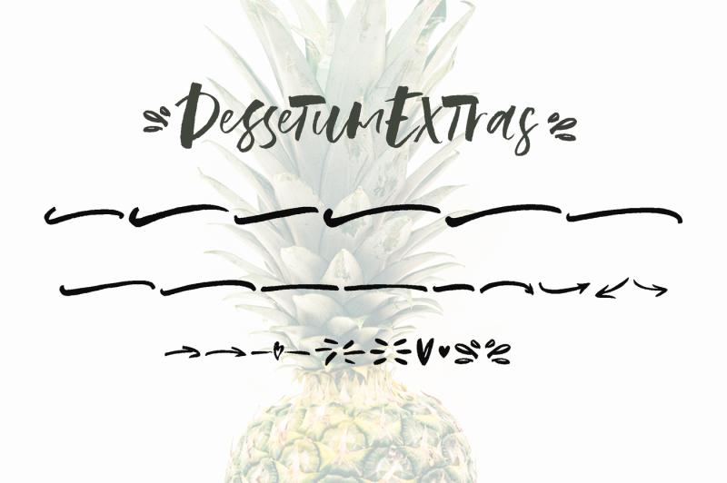 dessetum-font