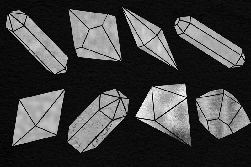 silver-crystals-clipart