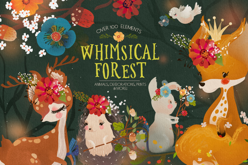 whimsical-forest