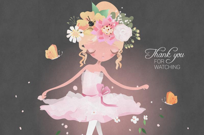 little-miss-ballerina-creator