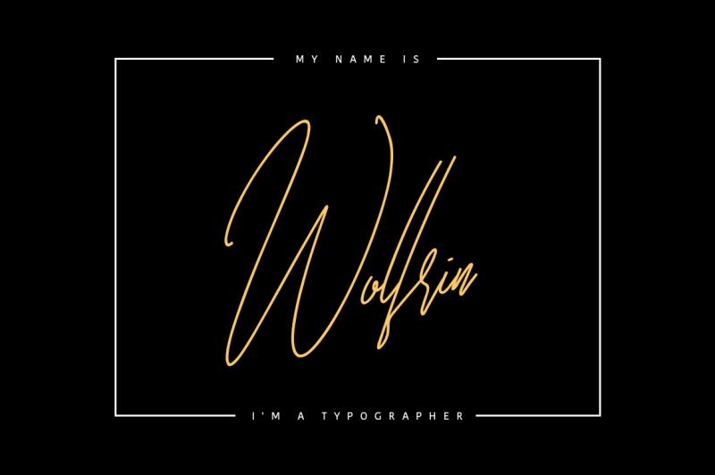 bettarria-signature-font