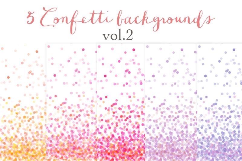 confetti-backgrounds-vol-2