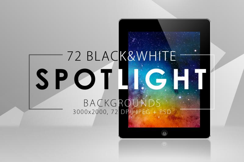72-spotlight-backgrounds-pack