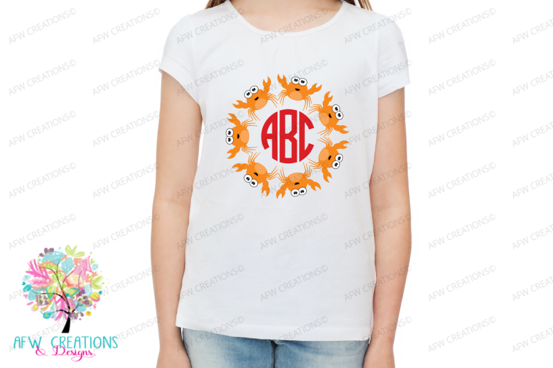 crab-and-shrimp-monograms-svg-dxf-eps-cut-files