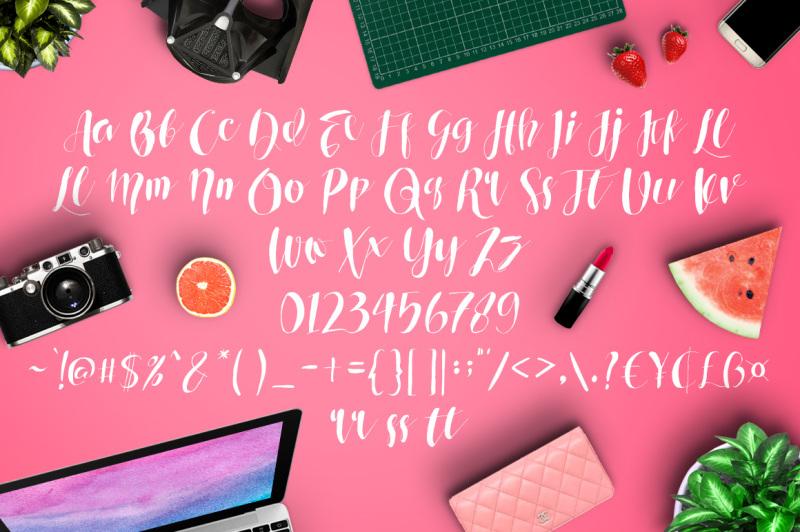 roselowe-typeface