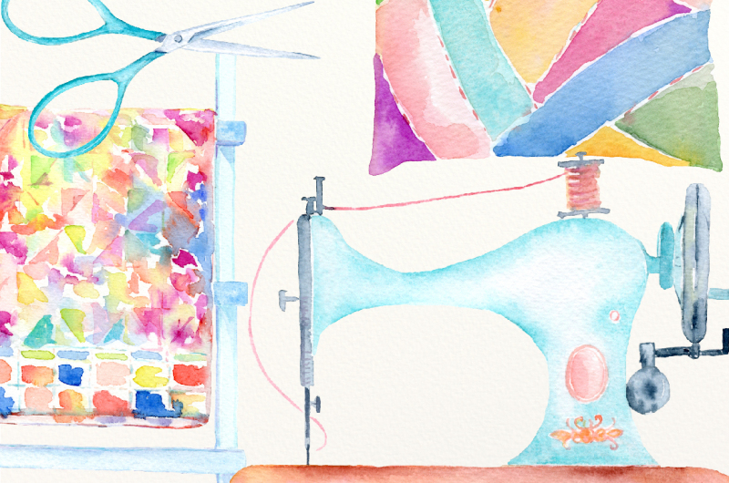 watercolor-clip-art-patchwork-and-quilting