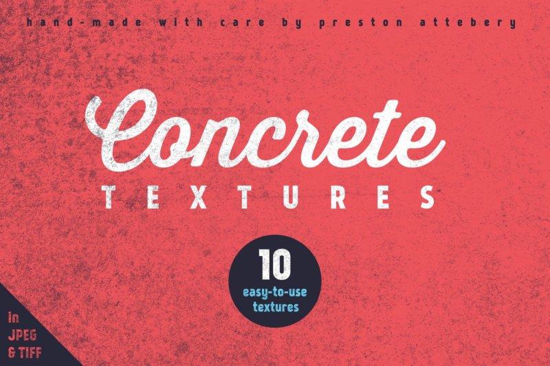 concrete-texture-pack