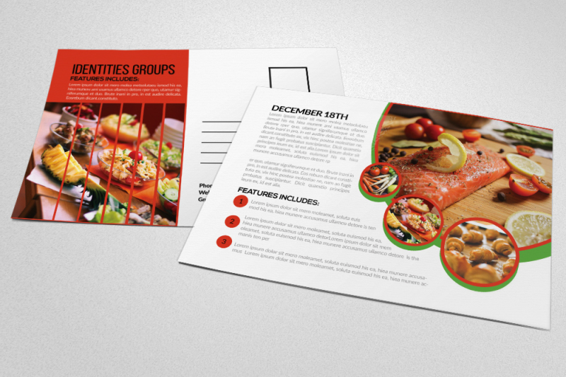 food-love-resturants-postcard