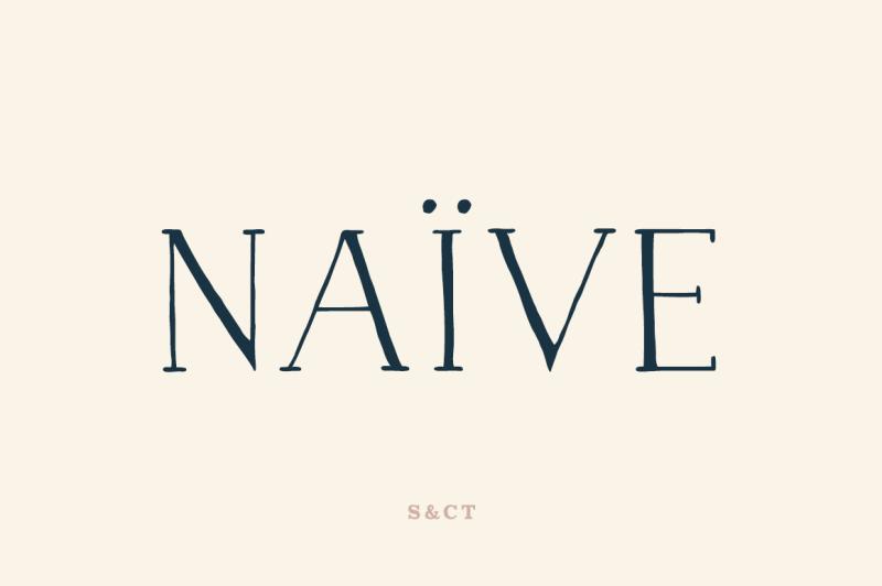 naive-font-pack