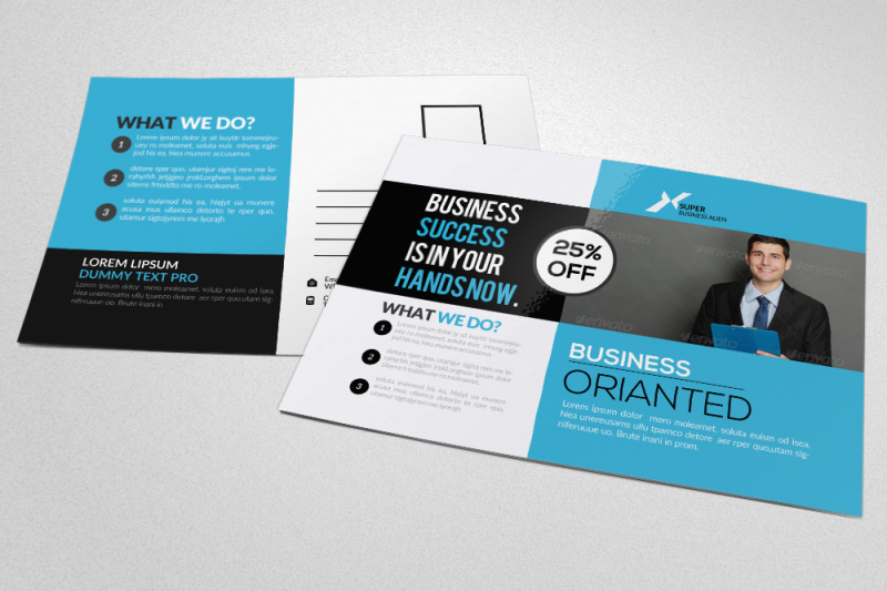 business-trainer-and-coach-postcard