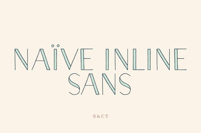 naive-inline-sans-font-pack
