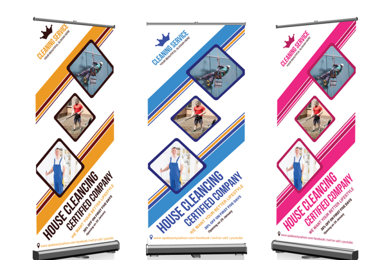 cleaning-services-roll-up-banner