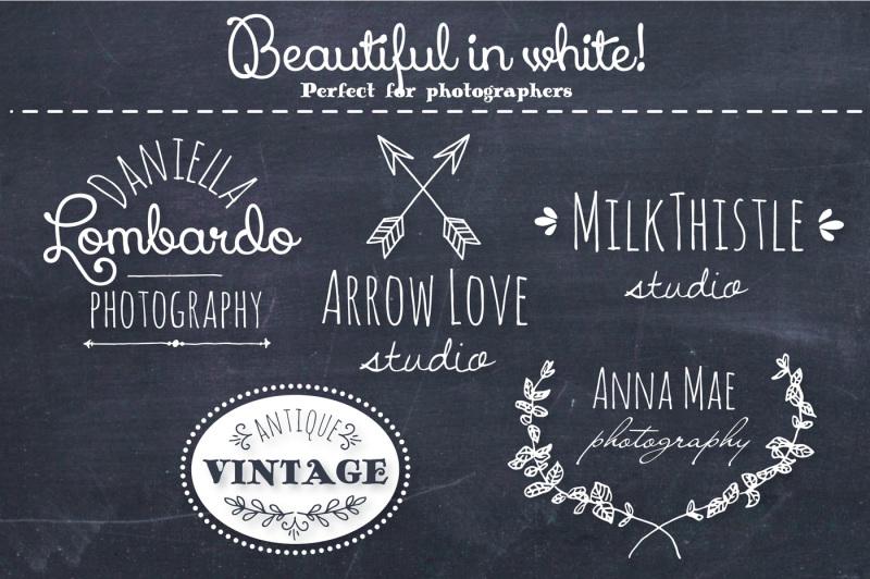 cute-premade-logo-templates-set-3