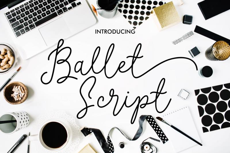 ballet-script