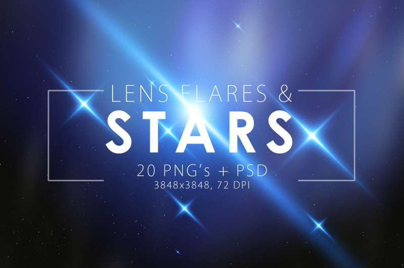stars-and-flare-pack
