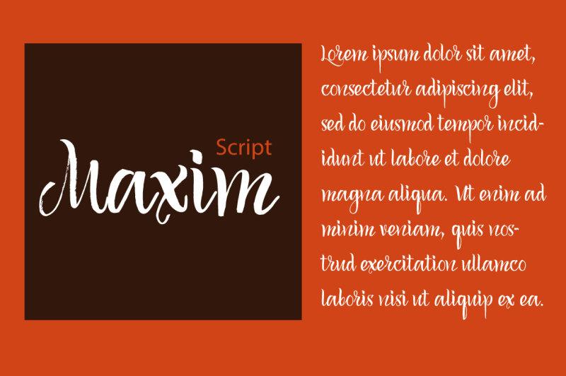 maxim-script