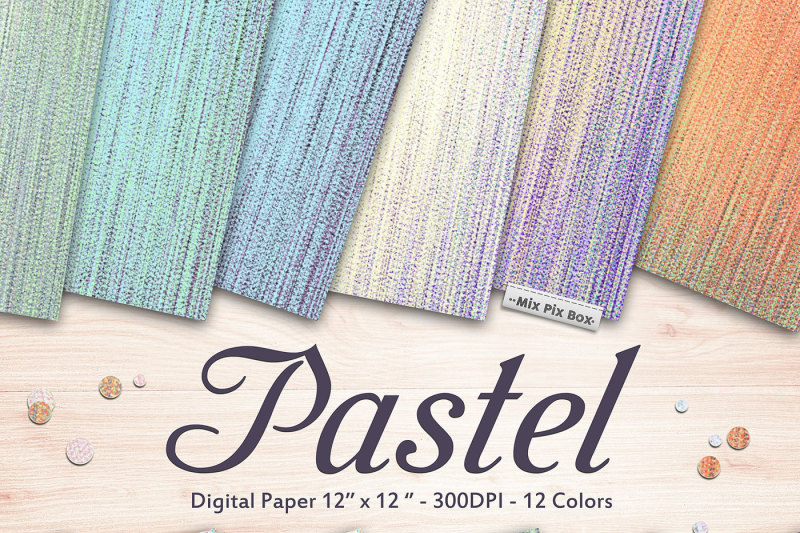 pastel-digital-paper-pack
