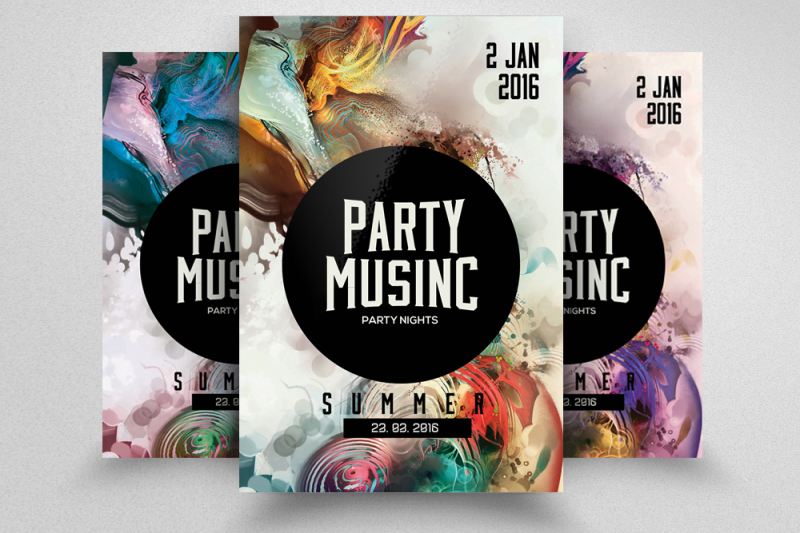 jazz-music-party-flyer