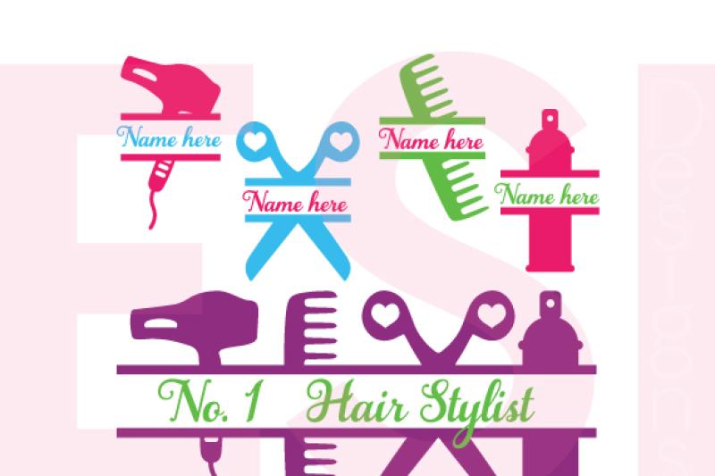 hair-stylist-split-designs-hairdresser-svg-dxf-eps-cutting-files