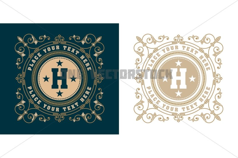 vintage-logo-template-hotel-restaurant-business-or-boutique-identity-design-with-flourishes-elegant-design-elements-royalty-heraldic-style-vector-illustration