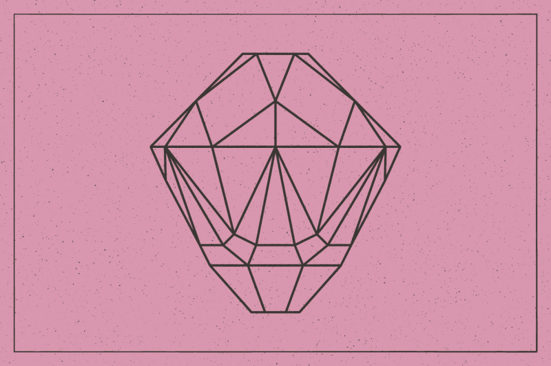 gemstone-cutting-pattern-vectors