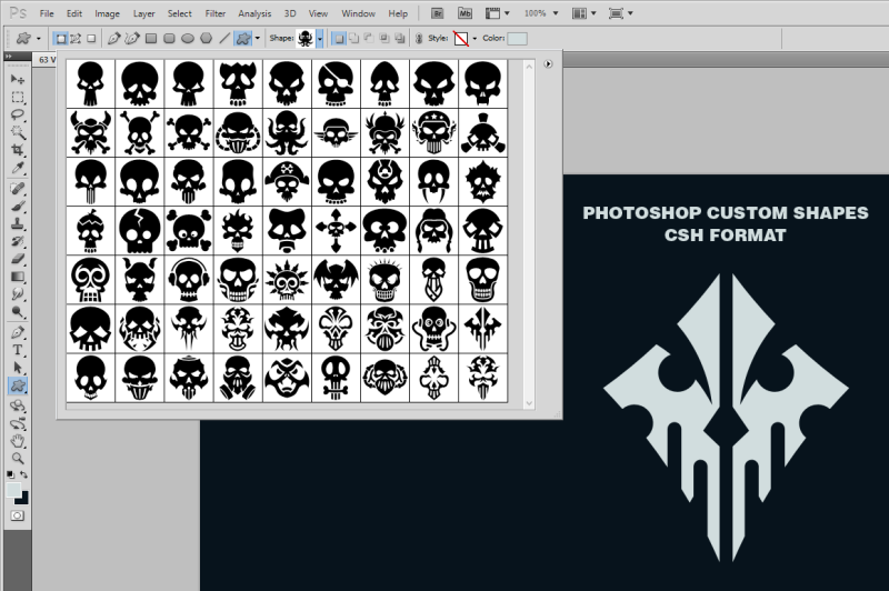 63-vector-skulls-collection