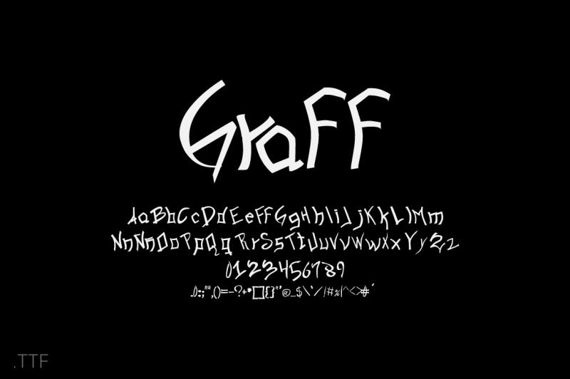 graff-font