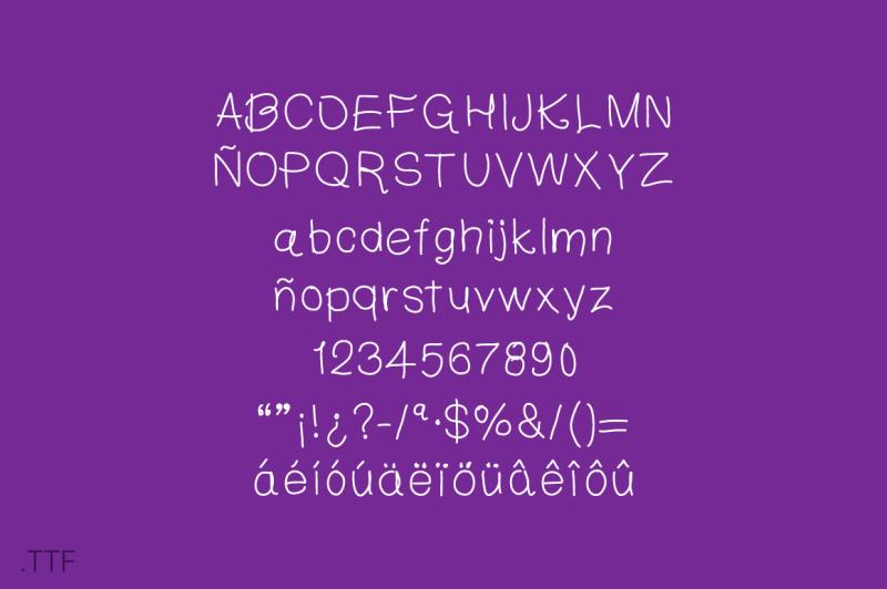 manita-font