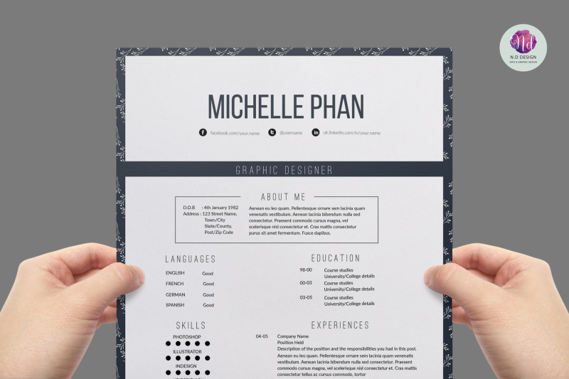 1-page-cv-template