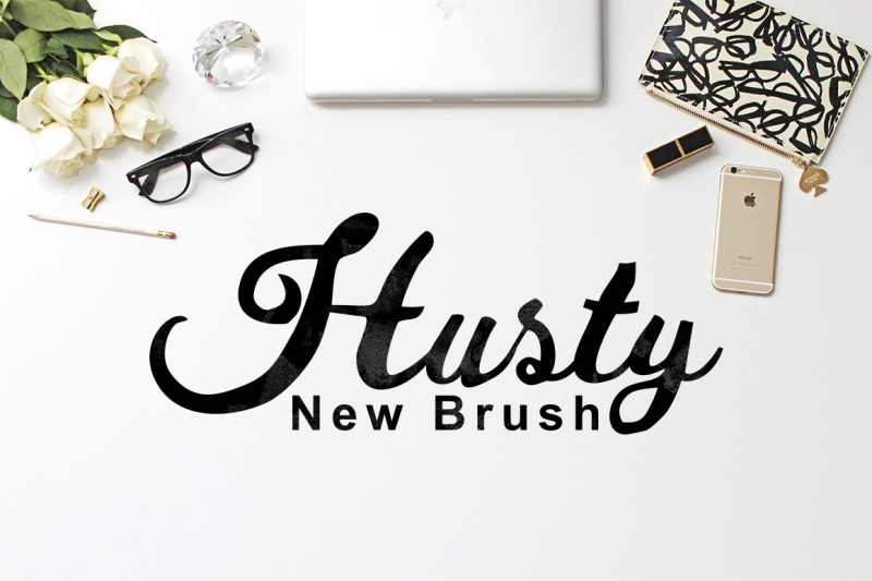 husty-brush
