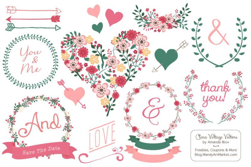 rose-garden-vector-floral-heart-and-wreaths