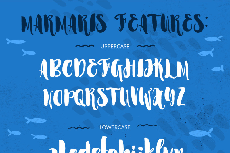 marmaris-brush-font-extras