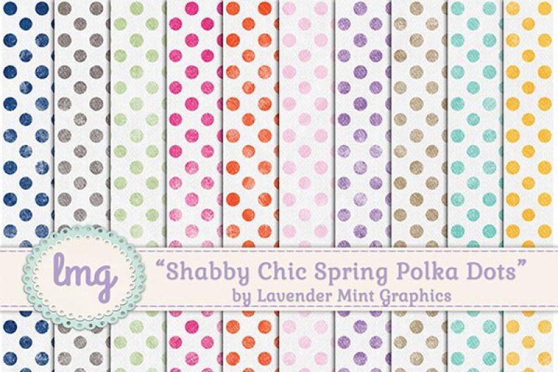 vintage-polka-dot-digital-paper