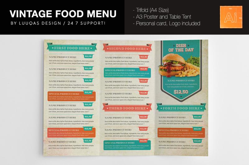 vintage-food-menu-illustrator-template