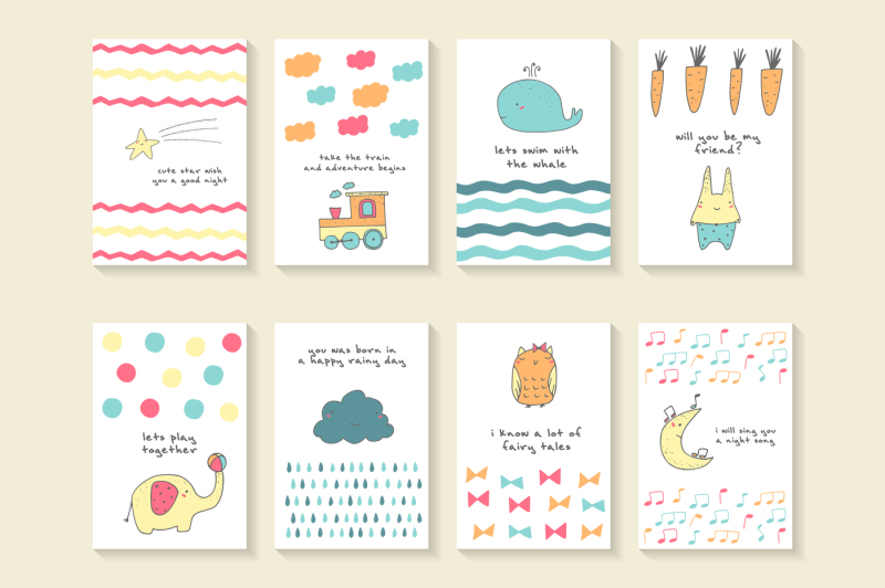 cute-postcards