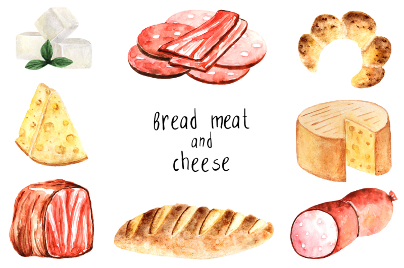 bread-meat-and-cheese