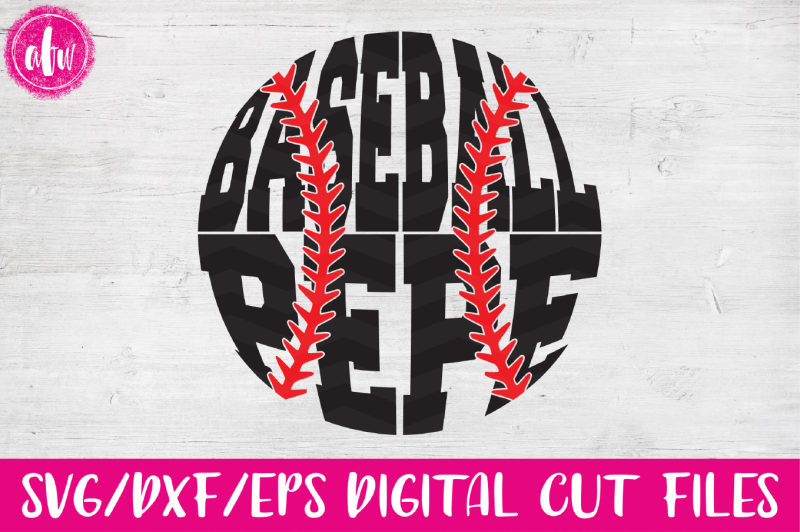 baseball-pepe-svg-dxf-eps-cut-file