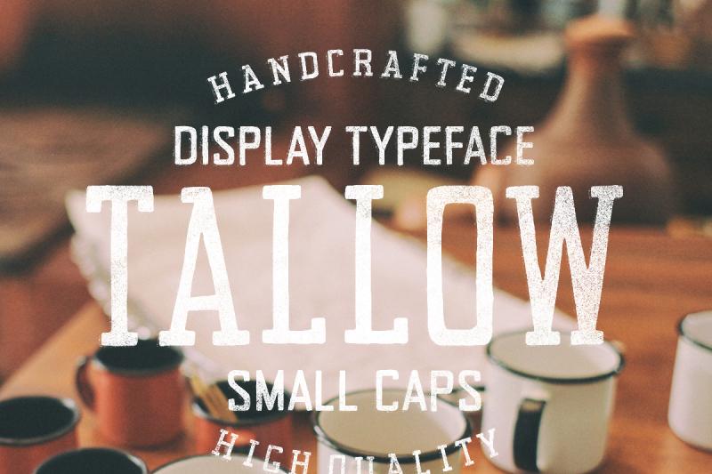 tallow-font