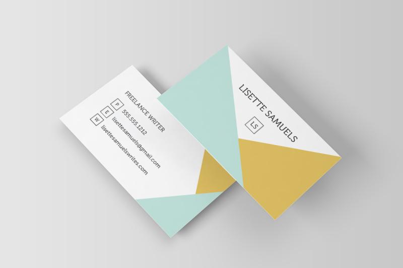 geometric-angles-business-card