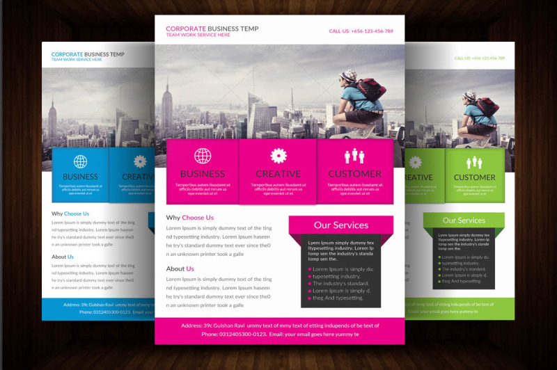 corporate-business-template-with-custom-offer