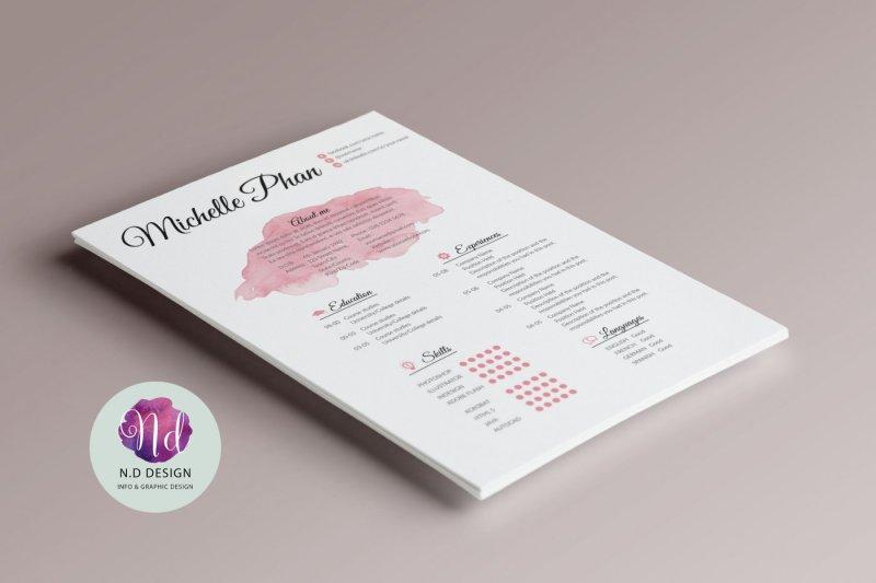 elegant-resume-templates-2-color-options